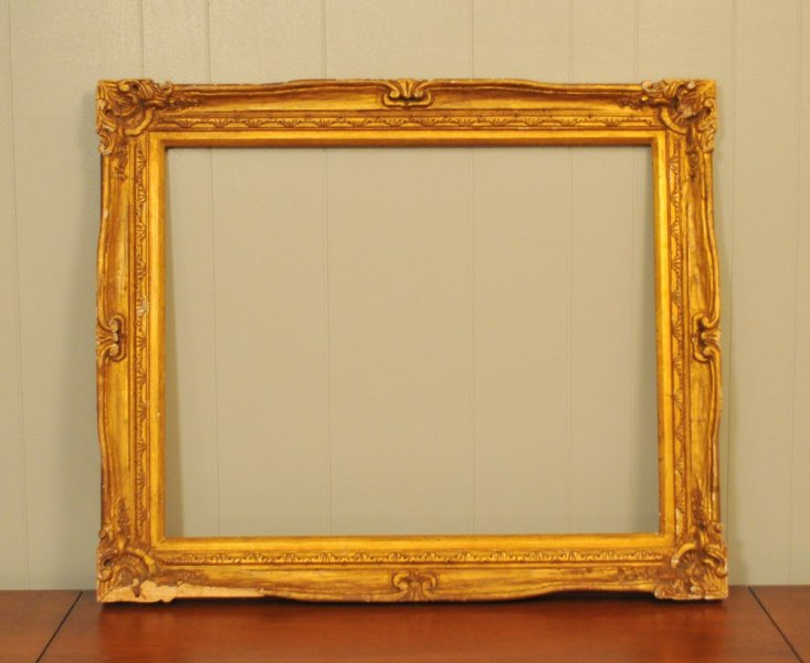 old-picture-frame-renovation-into-a-photo-frame-1